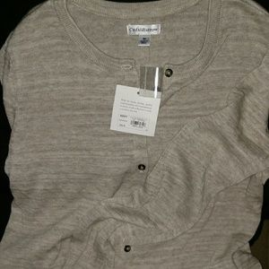 **NWT!!** Ladies cardigan by Croft & Barrow